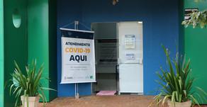 Secretaria de Saúde cria ambulatório Covid-19 em Maripá
