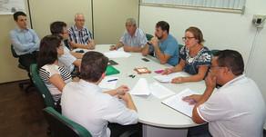 Câmara e secretários debatem projeto para loteamento fechado em Palotina