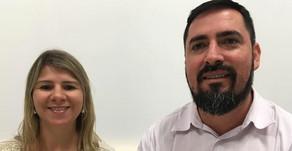 Elisandro Frigo e Yara Moretto são eleitos diretores da UFPR