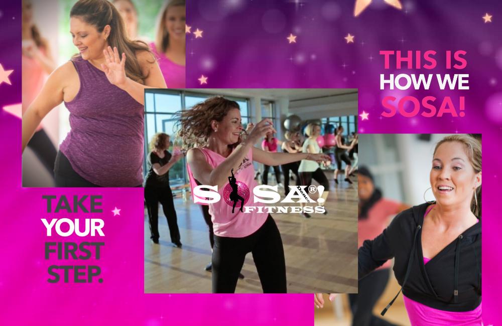 SOSA Dance Fitness - Mon 6.00pm