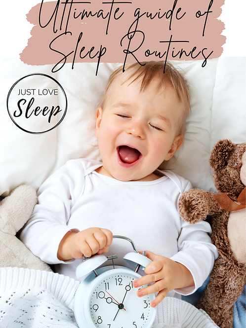 Ultimate guide of Sleep Routines