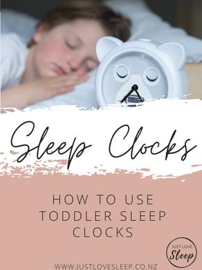 Toddler Clocks!