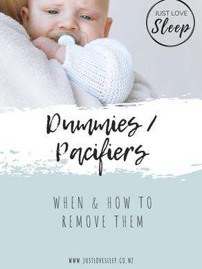 Dummies / Pacifiers