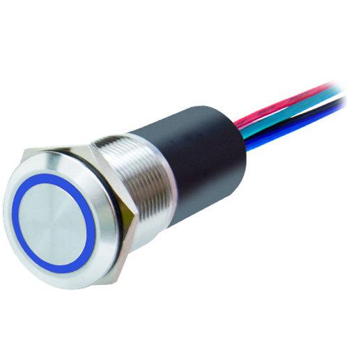 BTRWPSW-XXXXXX • Mini Ruggedized LED Switch