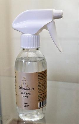 DermaCo Sanitising Spray (Pack Of 3)