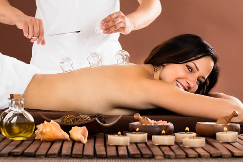 Acupuncture & Cupping Combo