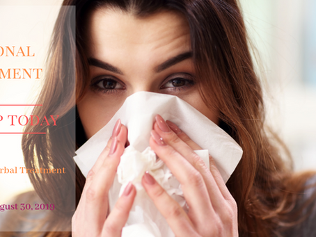 Summer 2019: Prevent - Allergies, Asthma, Chronic Cough & More...