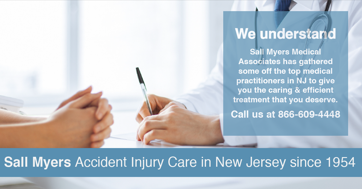 SALL MYERS | Accident Injury Clinics in New Jersey