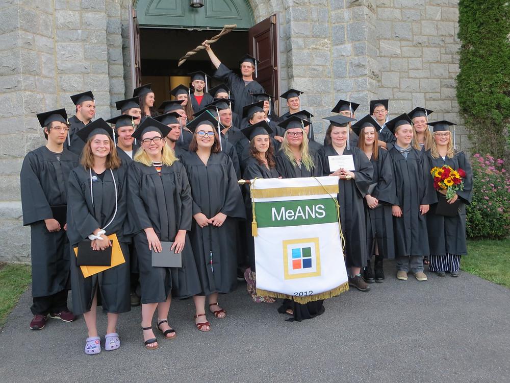 MeANS Graduation 2019