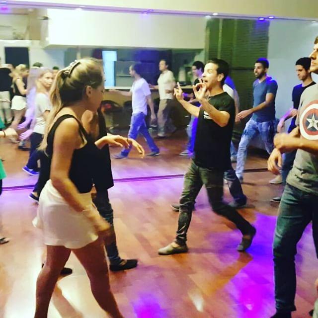 השכרה לשיעורי ריקוד