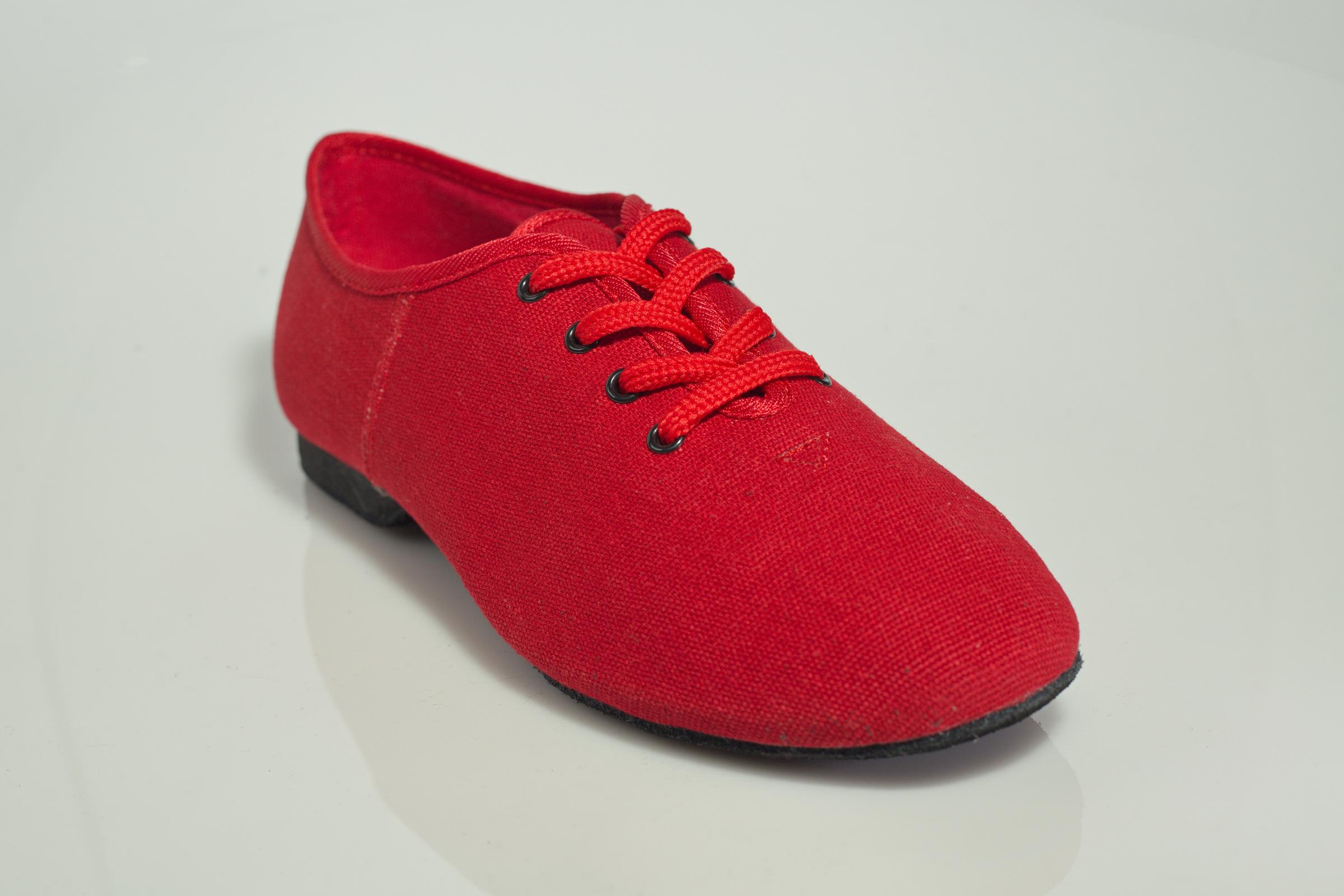 נעליים אלגנטיות אדומות