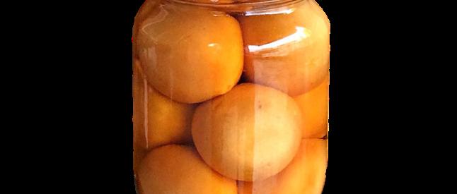 Pickled Lemons/Chanh Muối