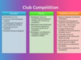 Club Compétition