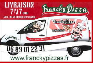 Francky Pizza