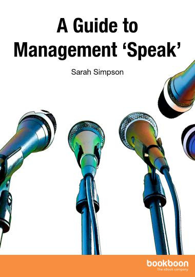 A Guide to Management Speak