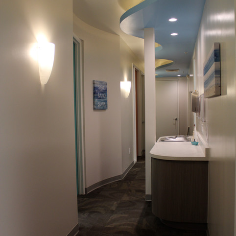 Private Treatment Hall