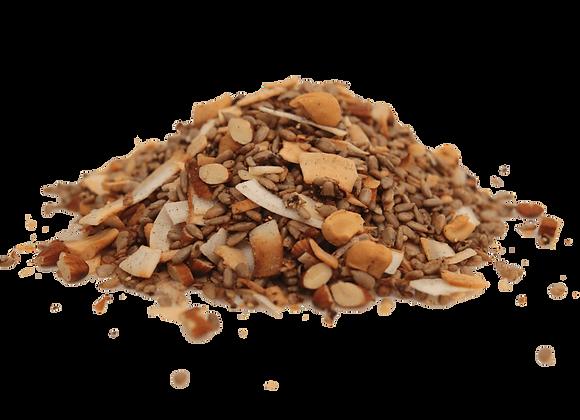 granola low carb, granola saudável, granola natural, rede nutri, emporio a granel, alimentos saudáveis, alimentos naturais
