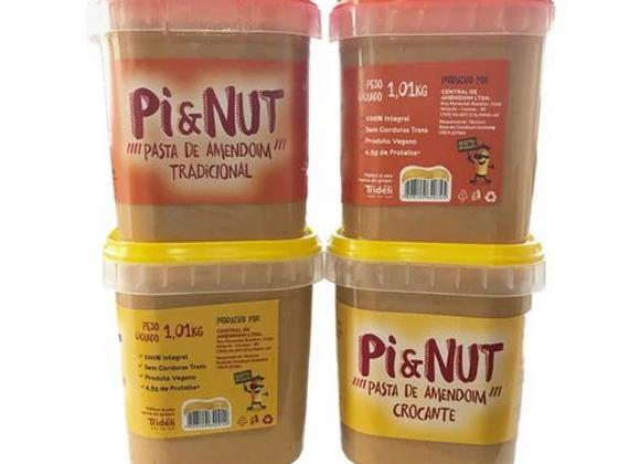 pasta de amendoim, amendoim crocante, amendoim natural, oleaginosas, oleagenosas, rede nutri, alimentos saudáveis, alimentos