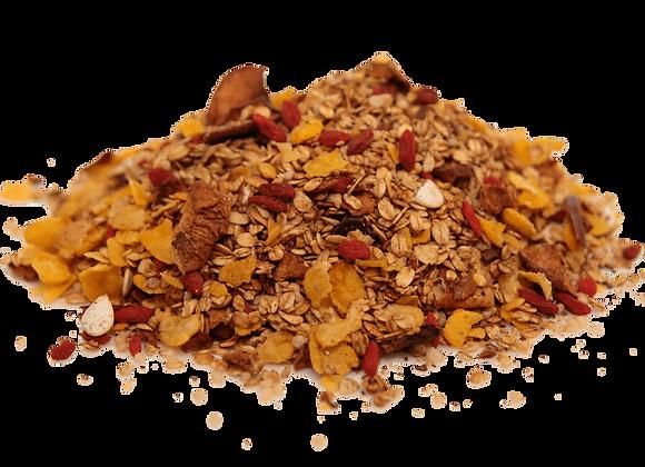 granola, granola frutas vermelhas, granola a granel,  rede nutri, alimentos saudáveis, granel, alimentos naturais