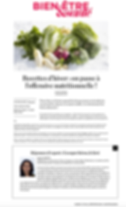 positive dietetic article savéria garcia Mindful Eating France Manger en Pleine Conscience et Alimentation Intuitive