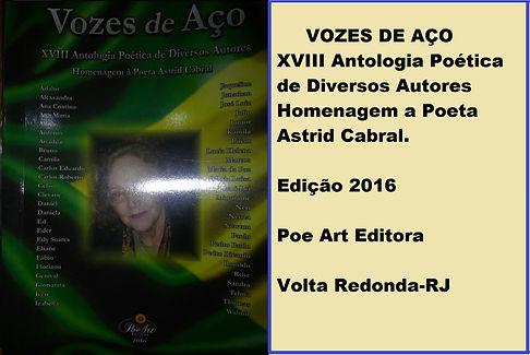 Vozes de Aço - Antologia.