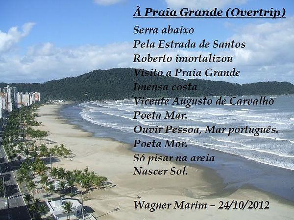 Praia Grande em Overtrip.