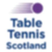 Table Tennis Scotland logo