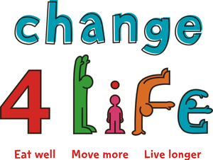 Change 4 life logo