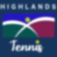 Highland Tennis logo