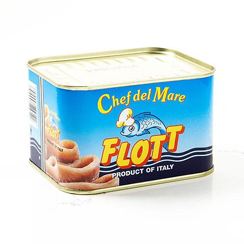 Flott Anchovie Fillet Grande Can
