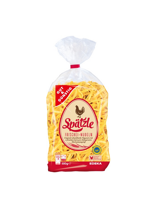 Gut & Günstig Spätzle Egg Noodles