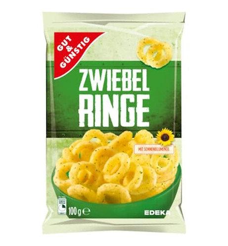 Double Rings Puffs Gut & Günstig