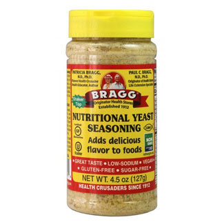 Nutritional Yeast Seasoning Bragg