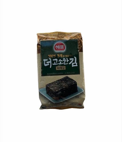Green Laver Seaweed Haepyo
