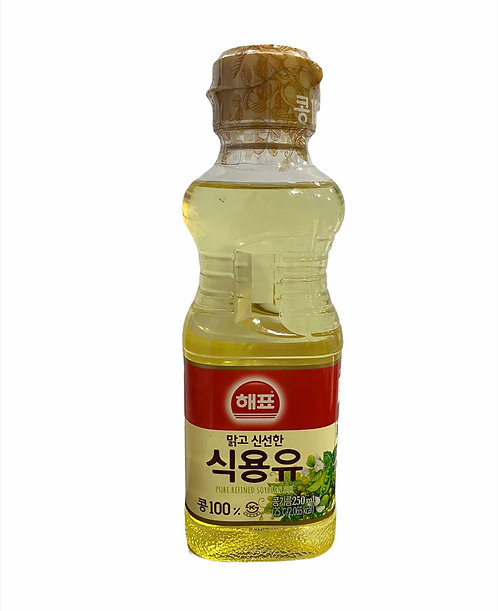 Pure Refined Soybean Oil Sing Song