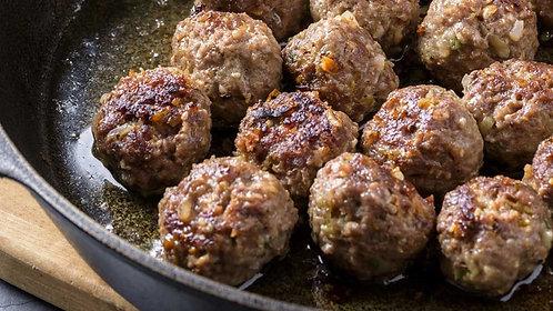 Frozen Italian Meatballs (Fully-Cooked)