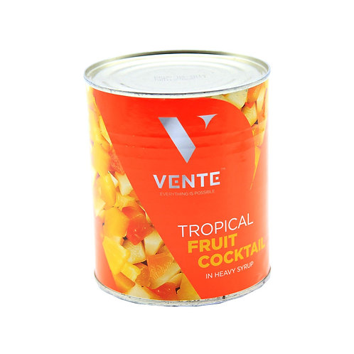 Tropical Fruit Cocktail In Heavy Syrup Vente