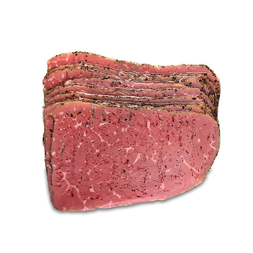 Sliced Beef Pastrami