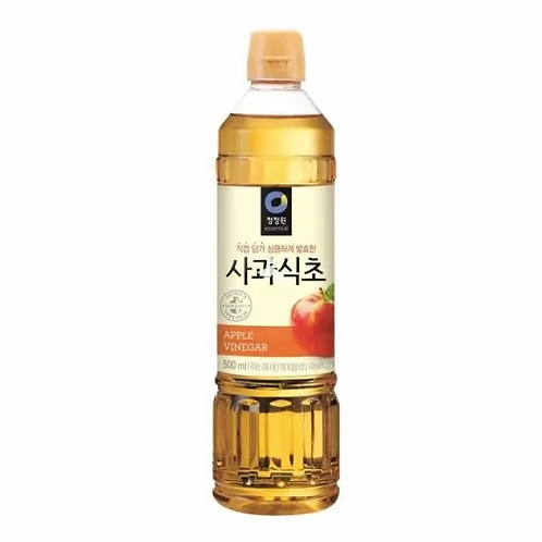 Apple Vinegar 500ml Chung Jung One