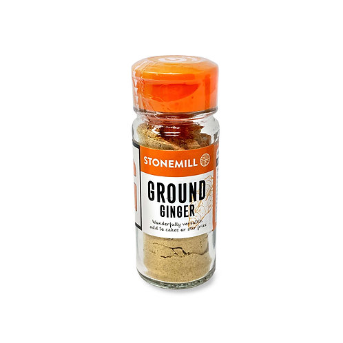 Ground Ginger Stonemill