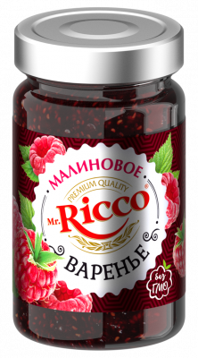 Raspberry Jam Mr. Ricco