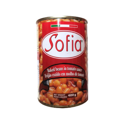 Baked Beans In Tomato Sauce Sofia
