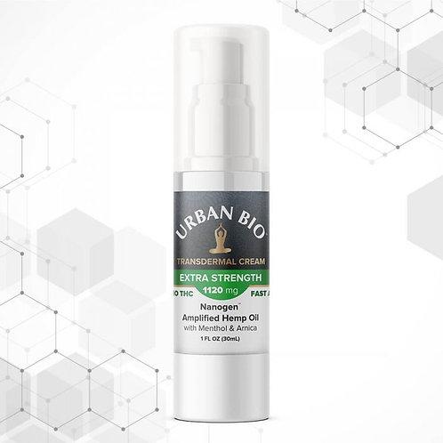 Urban Bio Transdermal Cream (Extra Strength 1 oz)