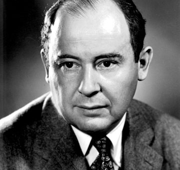 Engineering Tribute: John Von Neumann