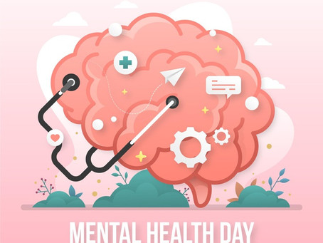 Celebrating World Mental Health Day 2020 with Zen Maker Lab!