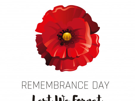 Remembrance Day 2020 with Zen Maker Lab