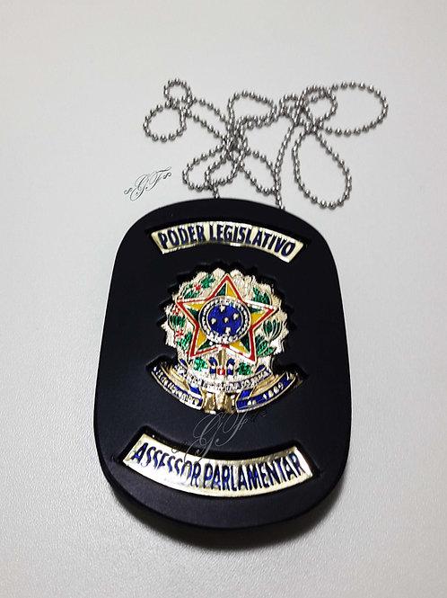 Distintivo ASSESSOR PARLAMENTAR