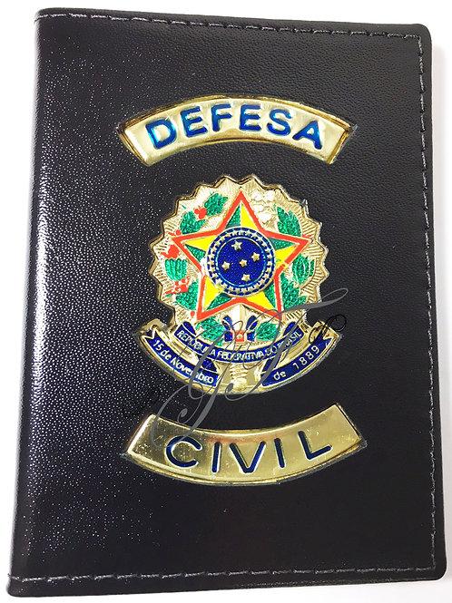Porta funcional DEFESA CIVIL