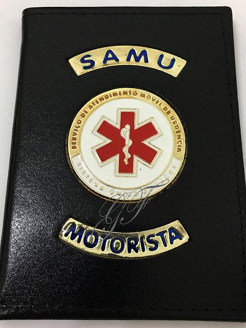 Porta funcional SAMU MOTORISTA