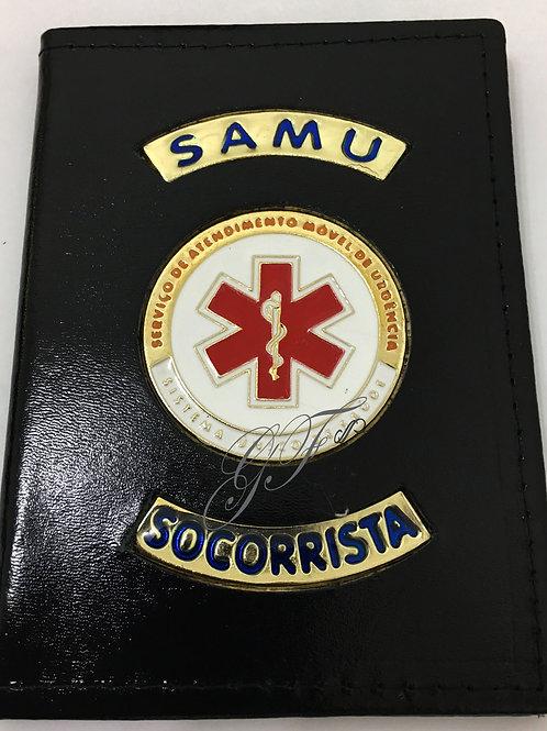 Porta funcional SAMU SOCORRISTA